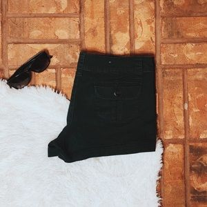 • Mossimo Supply Co. • black shorts with pockets